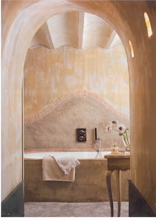 Provence france colors brooklyn baby social for Provence bathroom design