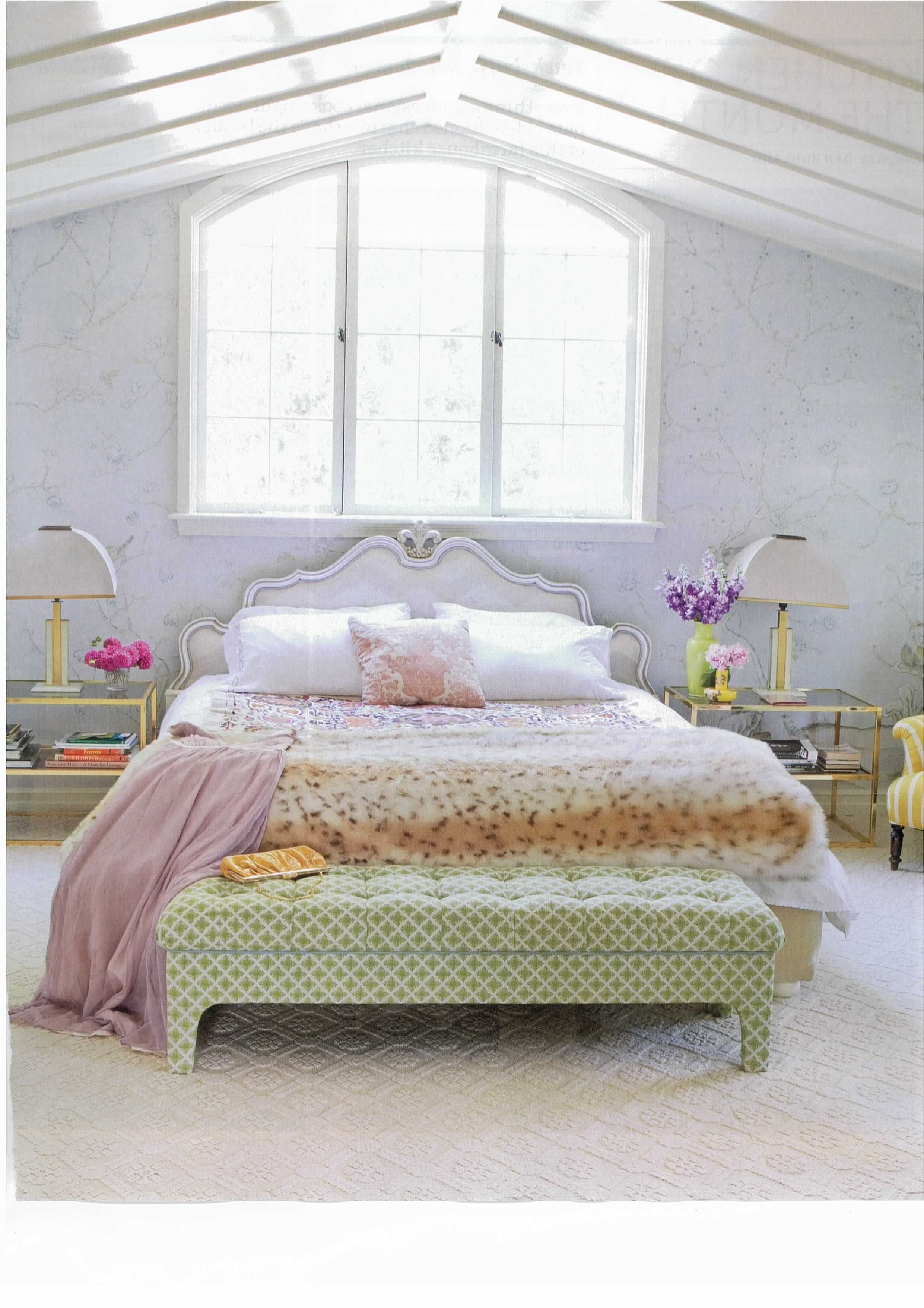 Sweet Dreams: Patternful Bedrooms