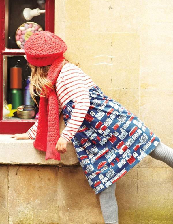 Brooklyn baby social travel fashion design refined for Boden great britain