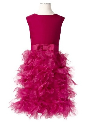 Target 5 - Marchesa girl's floral dress.